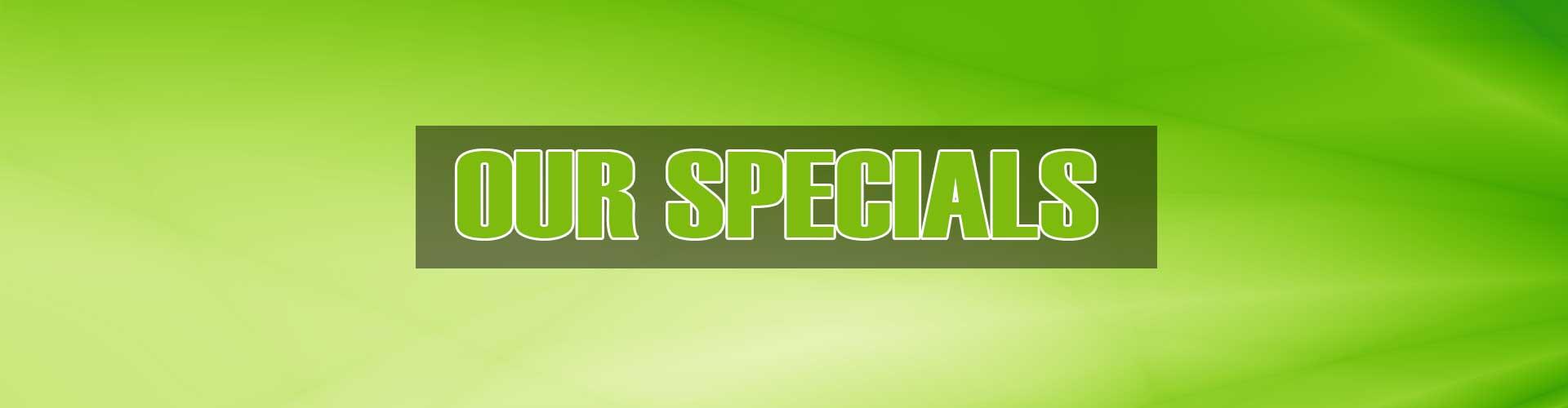 HVAC Specials